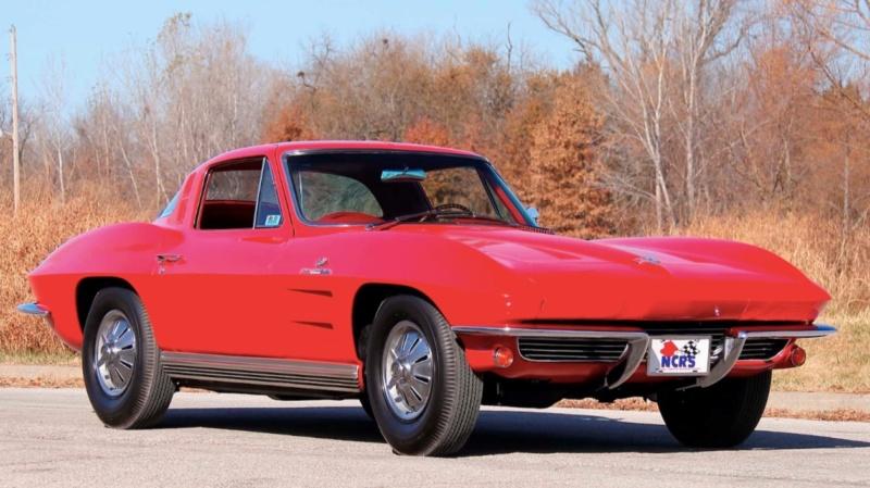 1964 Corvette 327 86307310