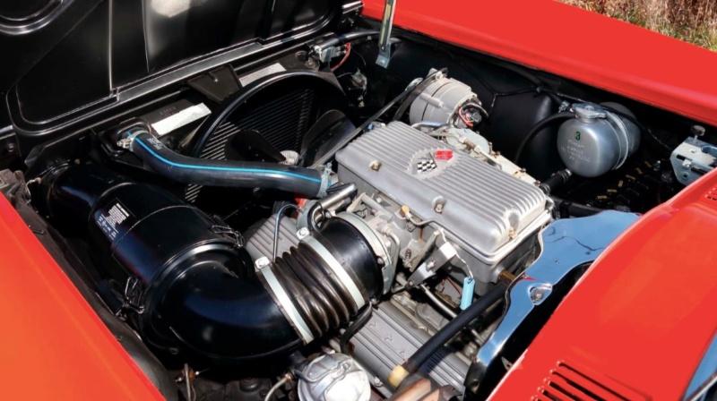 1964 Corvette 327 86350810