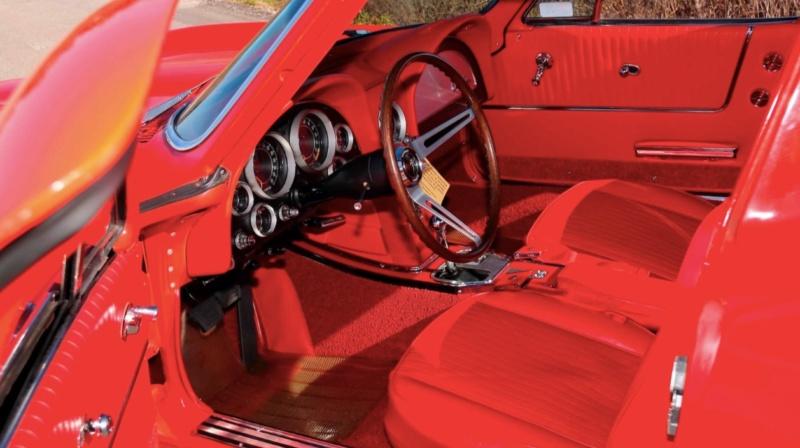 1964 Corvette 327 86696110