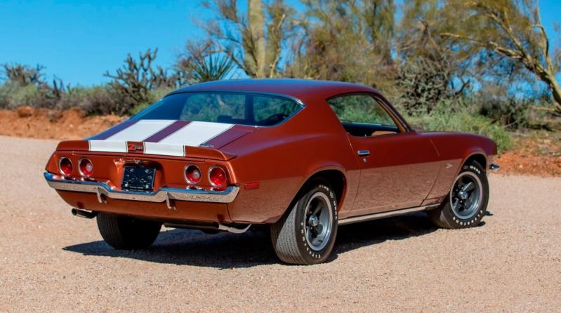 1970 Chevrolet Camaro Z/28 ''Full Bumper'' 89257910