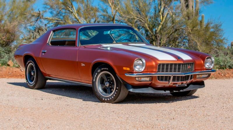 1970 Chevrolet Camaro Z/28 ''Full Bumper'' 89273910