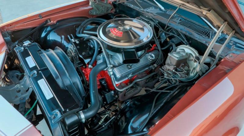 1970 Chevrolet Camaro Z/28 ''Full Bumper'' 89352110