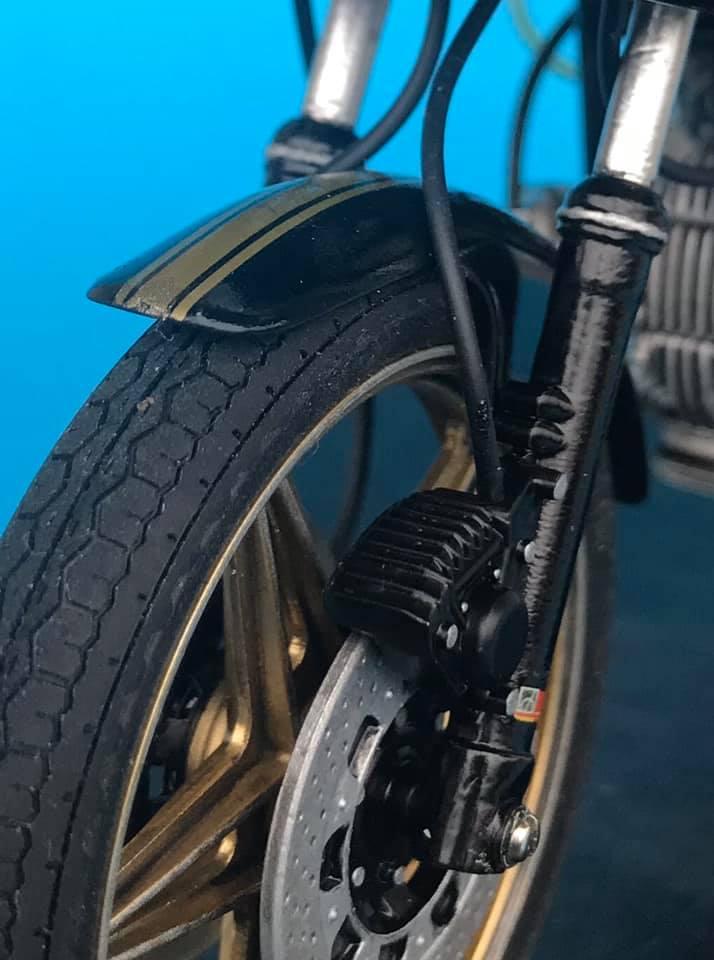 Ducati 900 ''Super Sport''  919