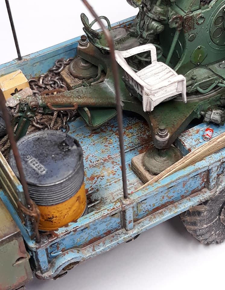 GAZ-66 avec canons ZU-23-2 à la sauce Taliban (Trumpeter 1/35) 920