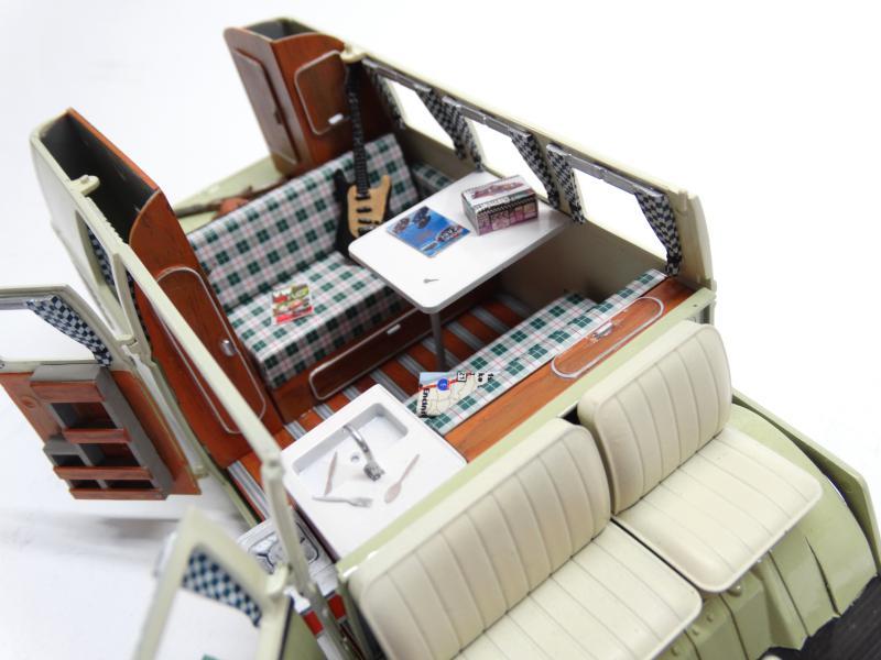 VW T1 Camper 922