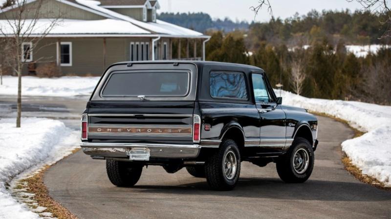 1972 Chevy Blazer K5 94552810