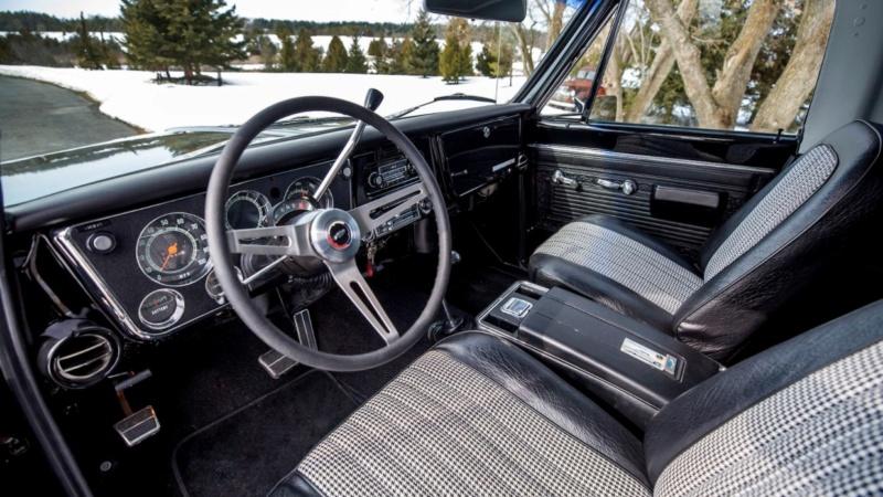 1972 Chevy Blazer K5 94882710