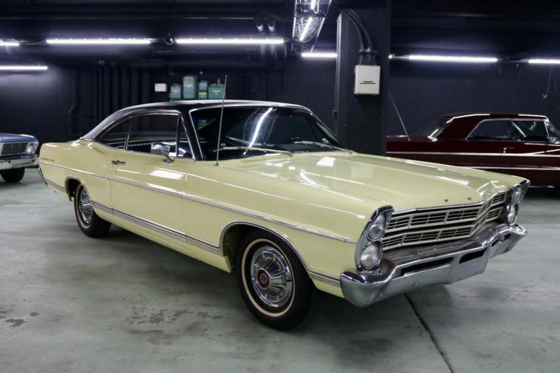 1967 Ford Galaxie 500 XL 427 ''R'' code (transkit en résine) _5710