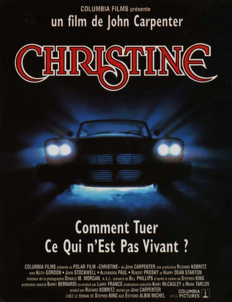 "1957 Plymouth Fury ''Christine"" AMT 1/25 Affich10"