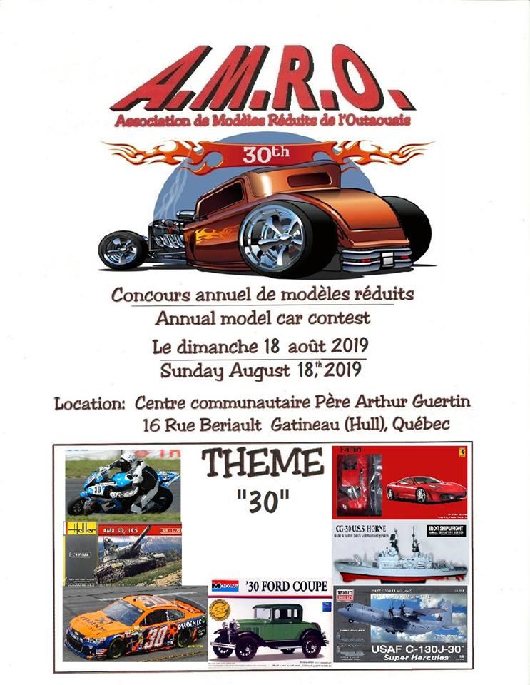 Exposition A.M.R.O. 2019 (30e Anniversaire!) Amro_210