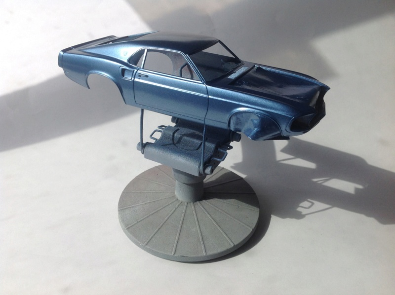 1969 Mustang Mach 1 de Revell 1/25 Body_g10