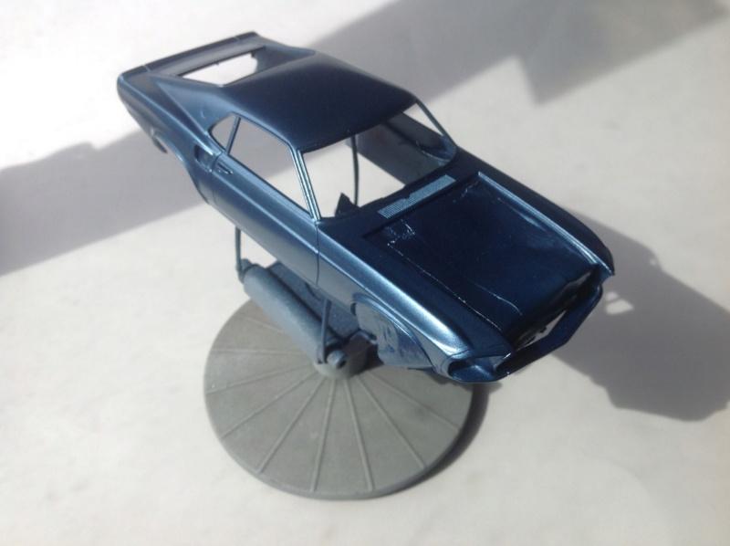 1969 Mustang Mach 1 de Revell 1/25 Body_g11
