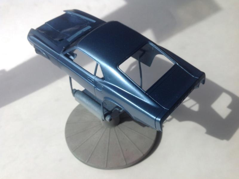 1969 Mustang Mach 1 de Revell 1/25 Body_g12