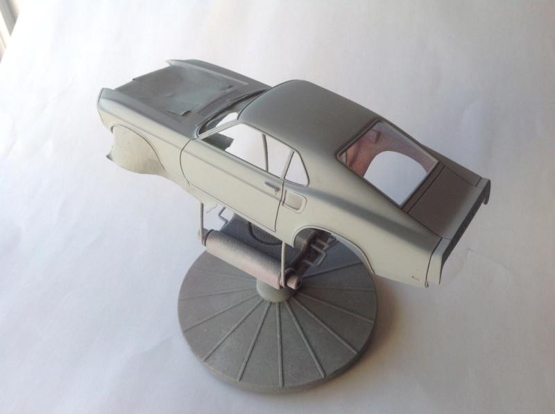 1969 Mustang Mach 1 de Revell 1/25 Body_p10