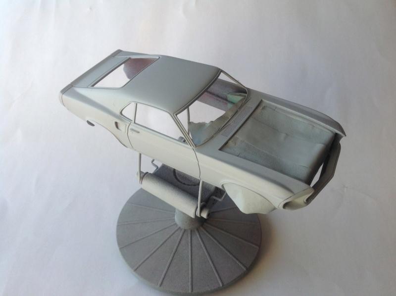 1969 Mustang Mach 1 de Revell 1/25 Body_p11