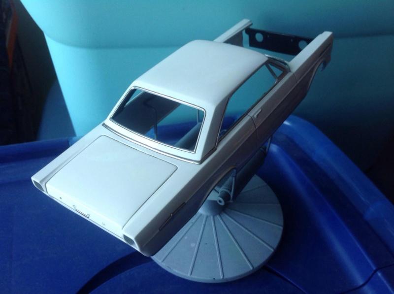 1965 Ford Galaxie 500 XL de AMT - Page 5 Chrome10