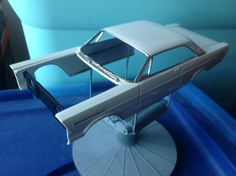 1965 Ford Galaxie 500 XL de AMT - Page 5 Chrome12