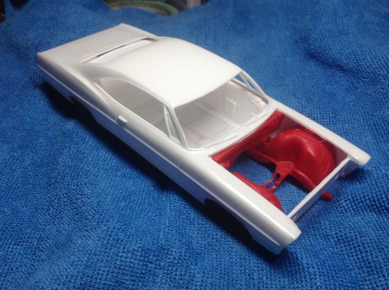 1967 Ford Galaxie 500 XL 427 ''R'' code (transkit en résine) Donor_11