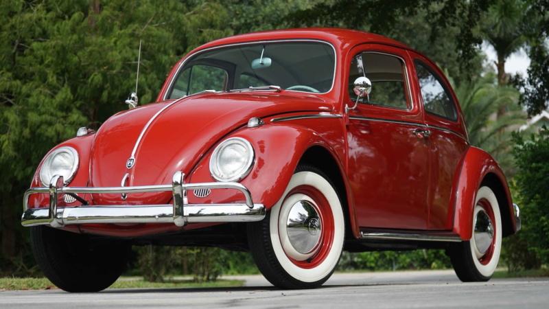 1961 Volkswagen Beetle  Dsc08910