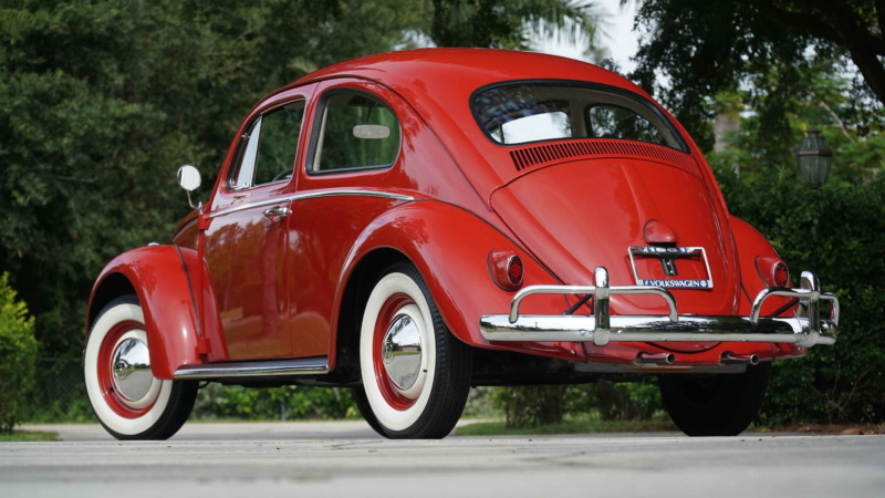 1961 Volkswagen Beetle  Dsc08911