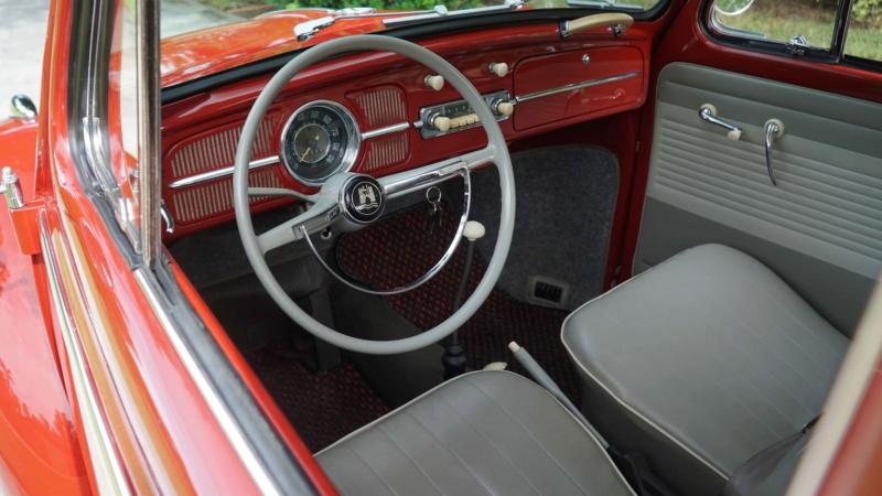 1961 Volkswagen Beetle  Dsc09010