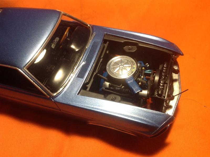 1969 Mustang Mach 1 de Revell 1/25 - Page 4 Eng_ba10