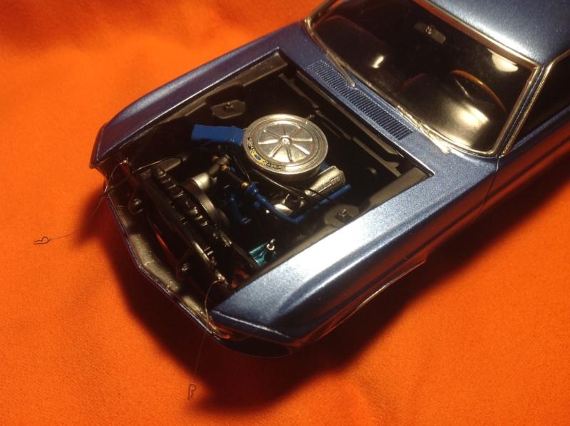 1969 Mustang Mach 1 de Revell 1/25 - Page 4 Eng_ba11