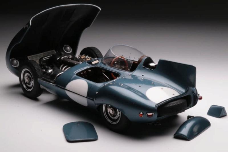 1956 Jaguar Type-D de chez Profil24 1/24 Eng_co11
