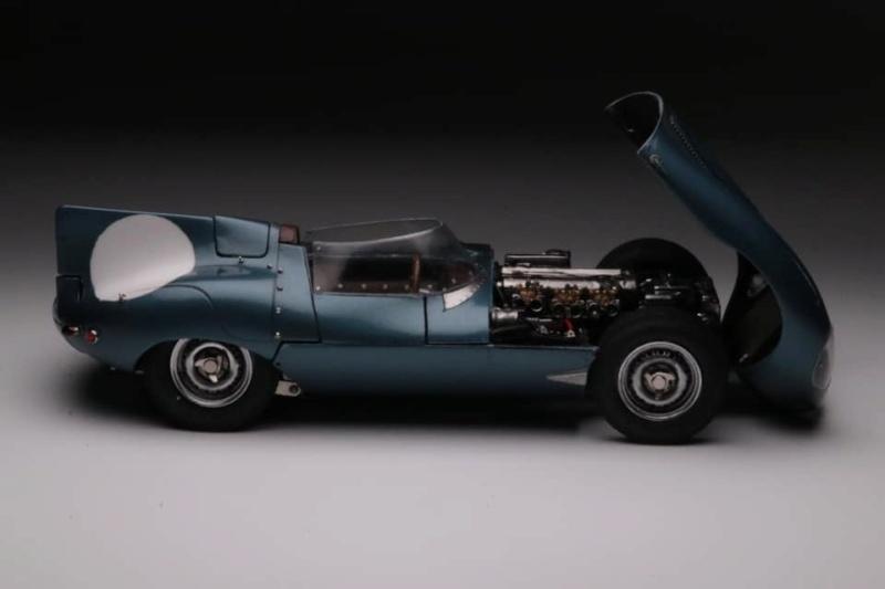 1956 Jaguar Type-D de chez Profil24 1/24 Eng_co12