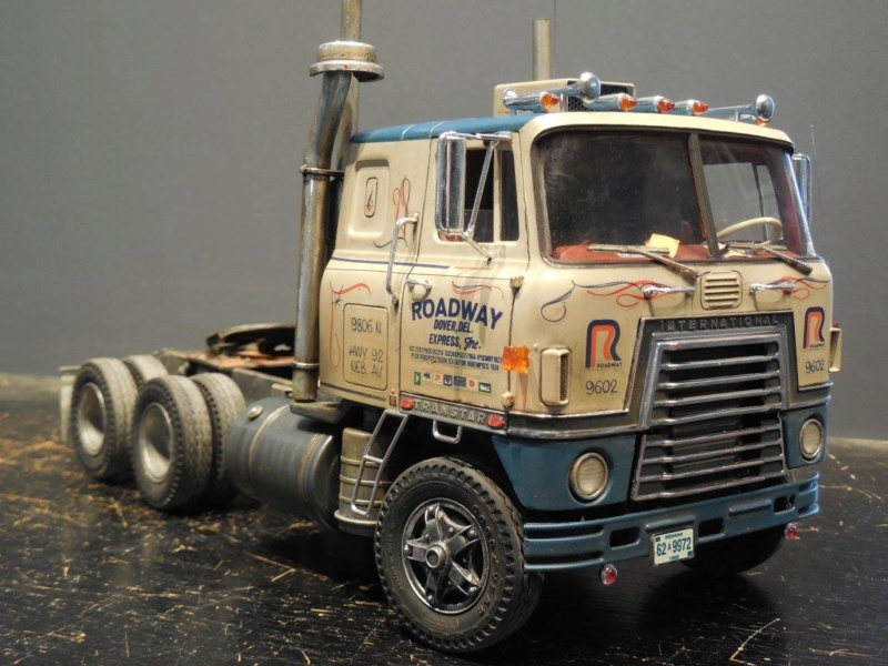 International Transtar II Eagle Ertl_i11