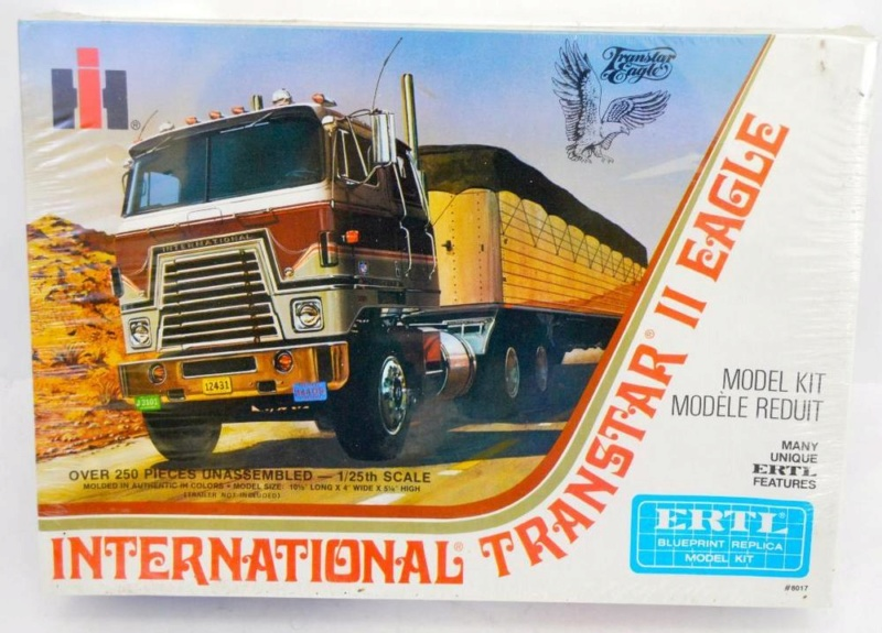 International Transtar II Eagle Ertl_i12
