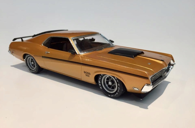 1969 Mercury Cougar FASTBACK ''What-If'' Gerry_10