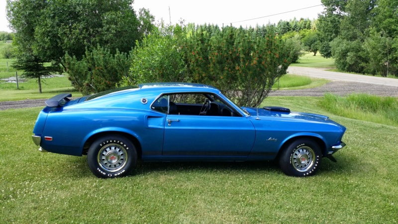 1969 Mustang Mach 1 de Revell 1/25 Img_2218