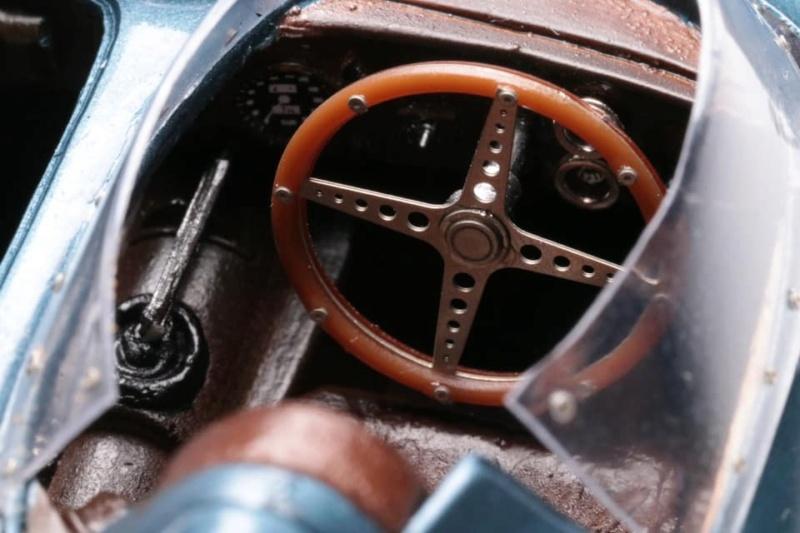 1956 Jaguar Type-D de chez Profil24 1/24 Int_112
