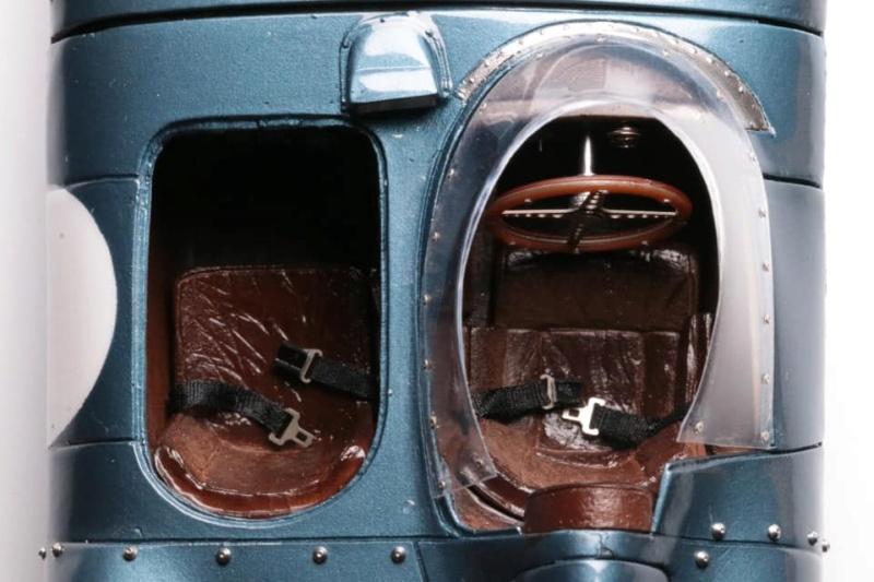 1956 Jaguar Type-D de chez Profil24 1/24 Int_212