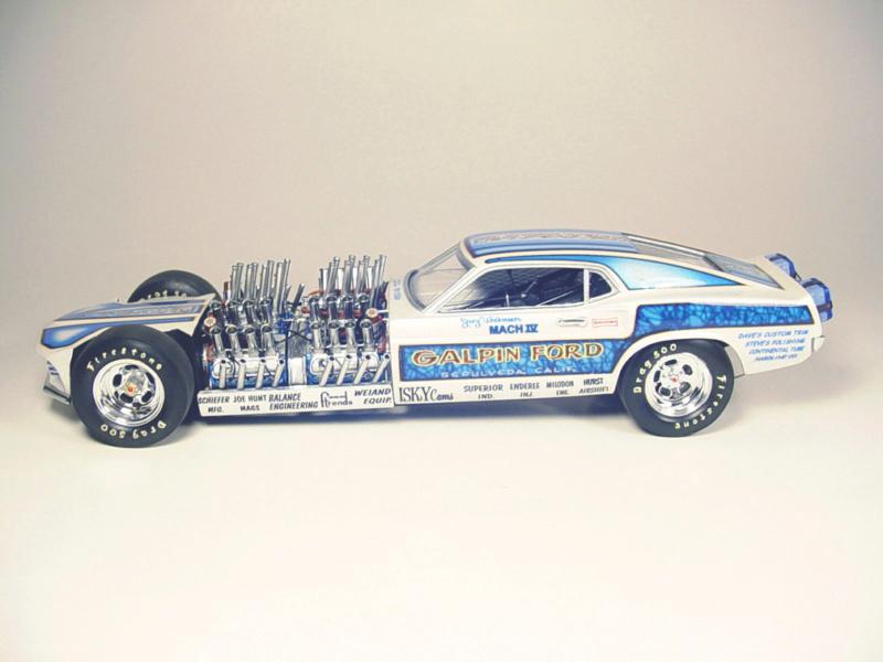 MACH IV 1969 Mustang Dragster Machiv14