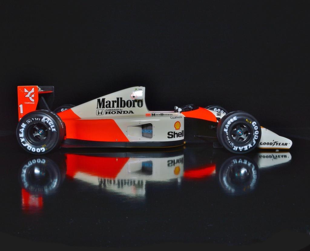F1 McLaren MP4/6 Tamiya 1/12 Mark_l10