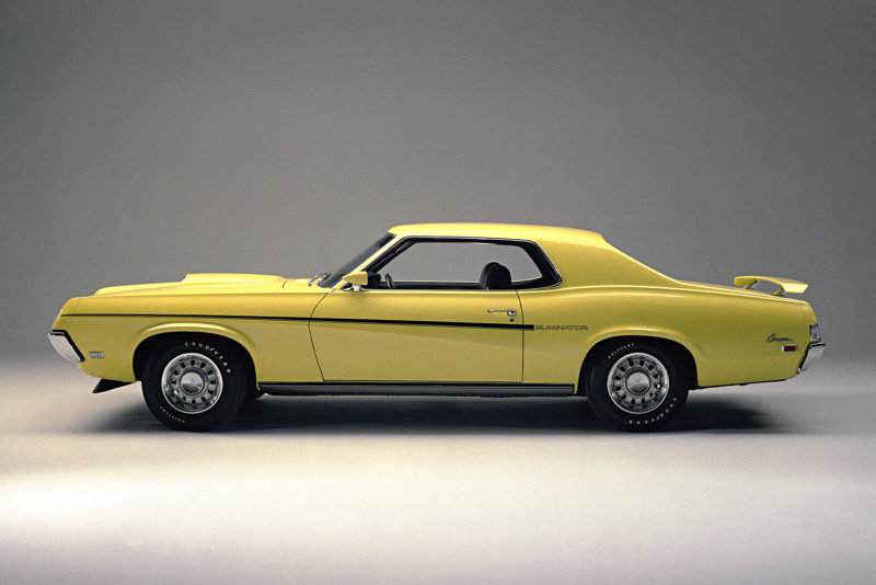 1969 Mercury Cougar FASTBACK ''What-If'' Mercur10