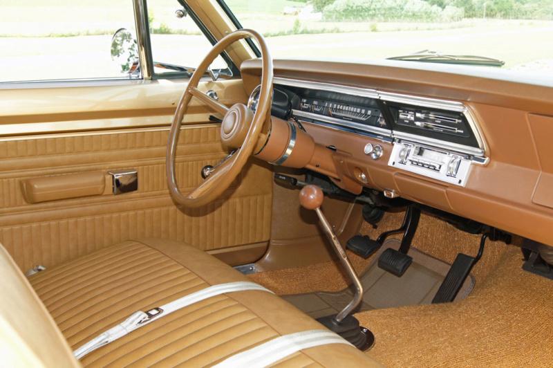 1969 Dodge Dart Swinger 340 (conversion) Revell 1/25 Photo-11
