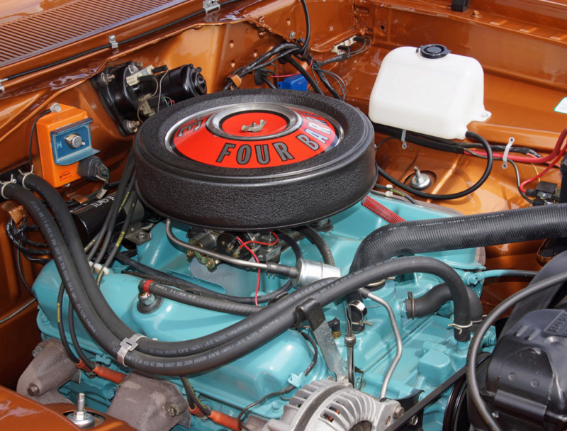 1969 Dodge Dart Swinger 340 (conversion) Revell 1/25 Photo-13