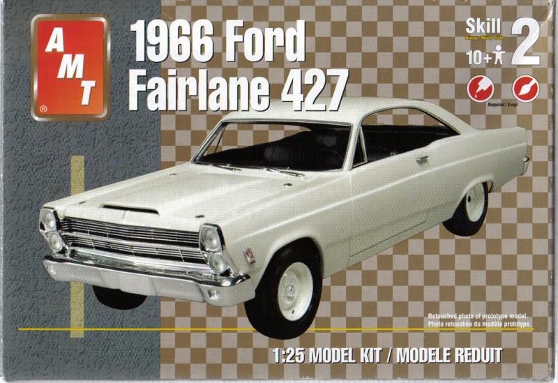 1967 Ford Galaxie 500 XL 427 ''R'' code (transkit en résine) Pour_l10