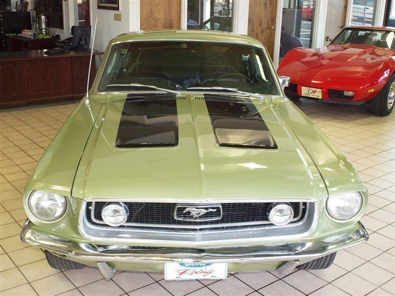 Ford Mustang 68 Bullitt Proxy-22