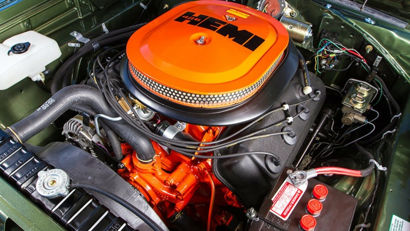 1969 Dodge Charger 500 Rare-r10