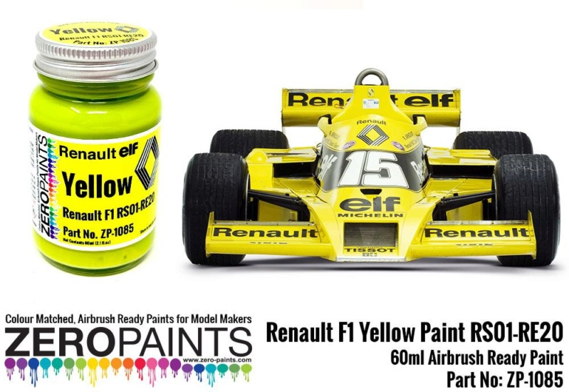 Renault RE20 Turbo F1 Italeri 1/12 Renaul10