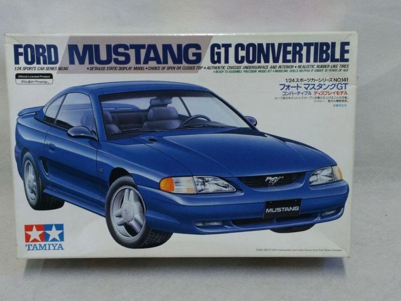 1995 Mustang SVT Cobra R 351 de Tamiya 1/24 S-l16012