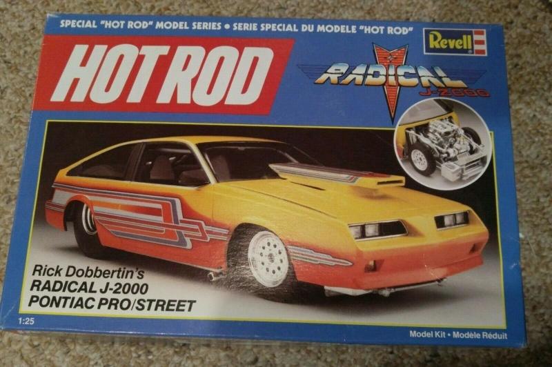 Radical Pontiac J-2000 Pro-Street S-l16018