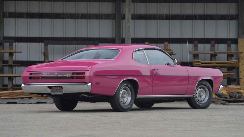 1971 Duster 340 de AMT converti en modèle 1970 Sc051710