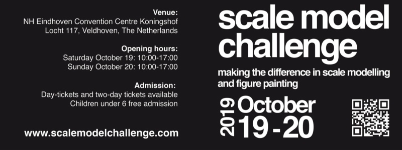 Le Scale Model Challenge 2019 à Eindhoven, Hollande  Smc-2010