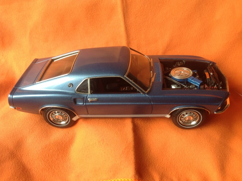 1969 Mustang Mach 1 de Revell 1/25 - Page 4 Stripe10