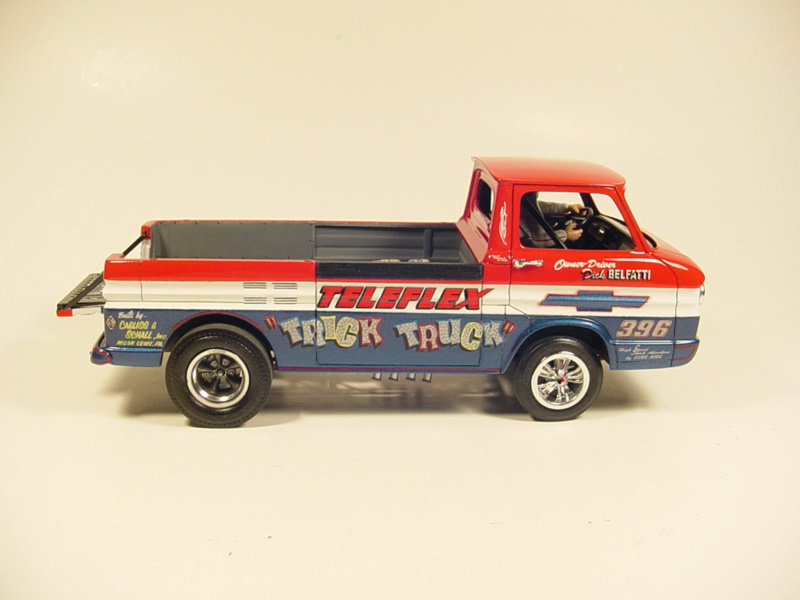"1965 Corvair rampside pick-up ""Wheel Stander"" Trickt10"